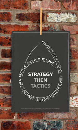 DOSE Publishing Pharmacy Marketing Formulary Poster Series Strategy Then Tactics