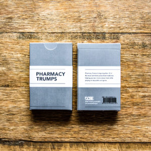 Pharmacy Trumps Card Game