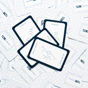 DOSE Publishing Pharmacy Memory Game Card Cards