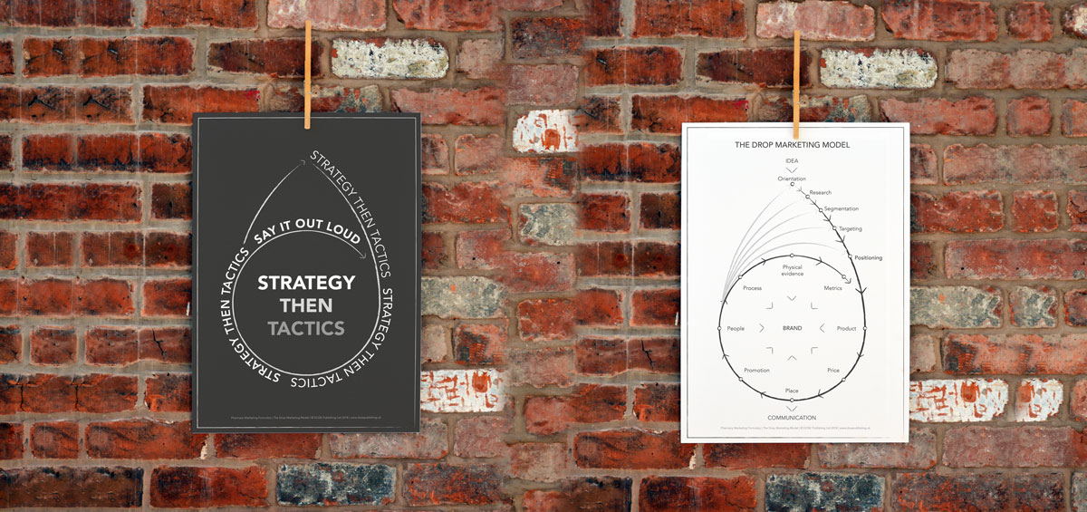 DOSE Publishing Pharmacy Marketing Formulary Poster Series Diptych